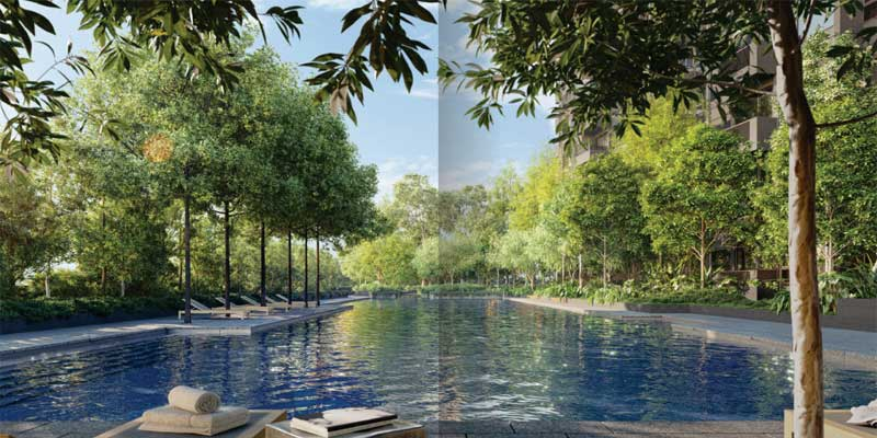 newlaunch.sg midtown modern pool view