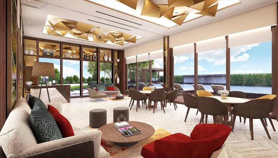 newlaunch.sg one bernam Clubhouse