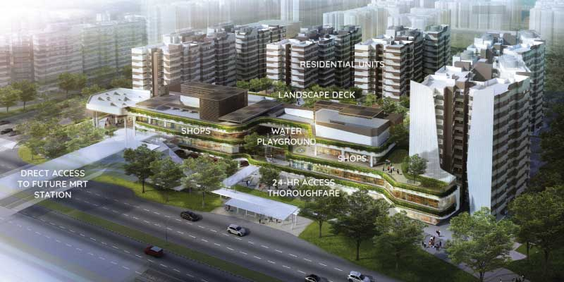 newlaunch.sg watergardens at canberra perspective