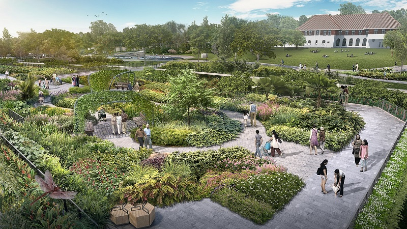 newlaunch.sg watergardens at canberra_Therapeutic Gardens