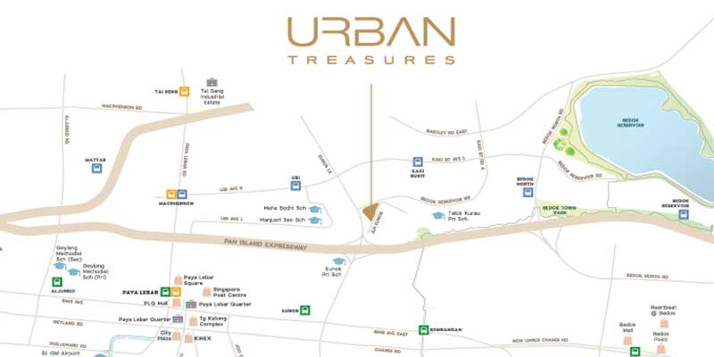 newlaunch.sg urban treasures map